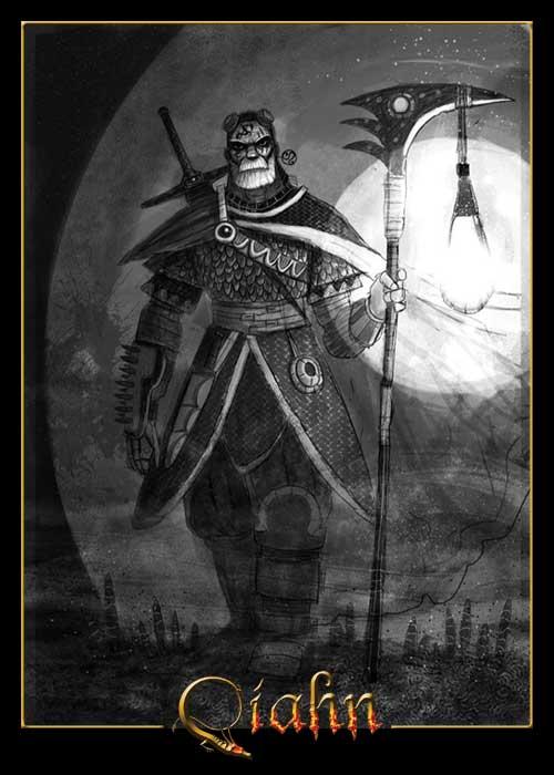 Tárkelor, el cazaexhalante