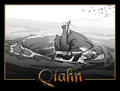 Agujero de Gusano marítimo en Qíahn