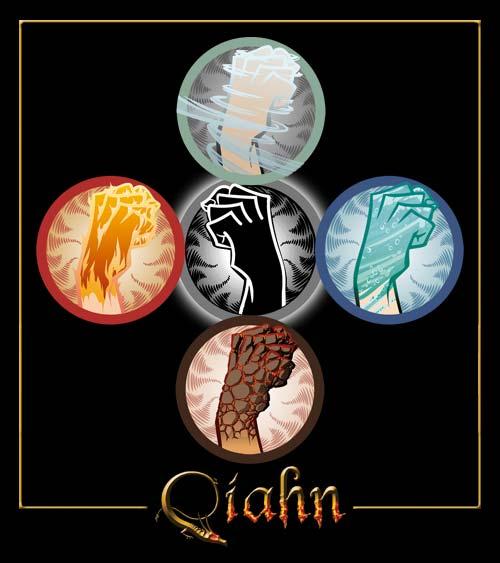 Magias de Qíahn