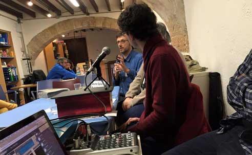 Jocs a Ciutat 2015 networking