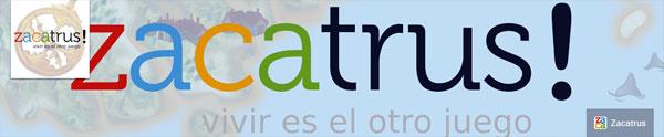 Zacatrús TV canal logo