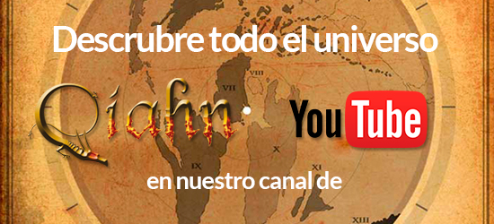 Canal Youtube de Qíahn.