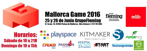 Mallorca Game 2016 - Qíahn estrena realidad aumentada y virtual