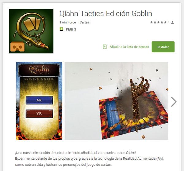 Qíahn Tactics Goblin