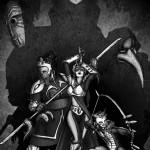 Las Tres Reinas de Qíahn