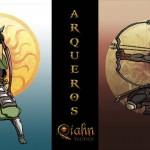 Arqueras de Qíahn Tactics