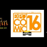 Qíahn en Expocómic 2016