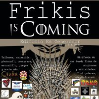 Qíahn en Frikis is coming 2017