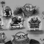 Goblins guerreros de Qíahn