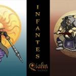 Infantes de Qíahn Tactics