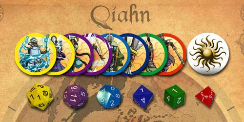 Mañana de Qíahn en Ludicón