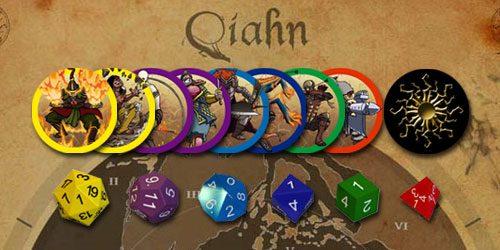 Tarde de Qíahn en Ludicón