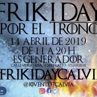 Qíahn en el Friki Day 2019
