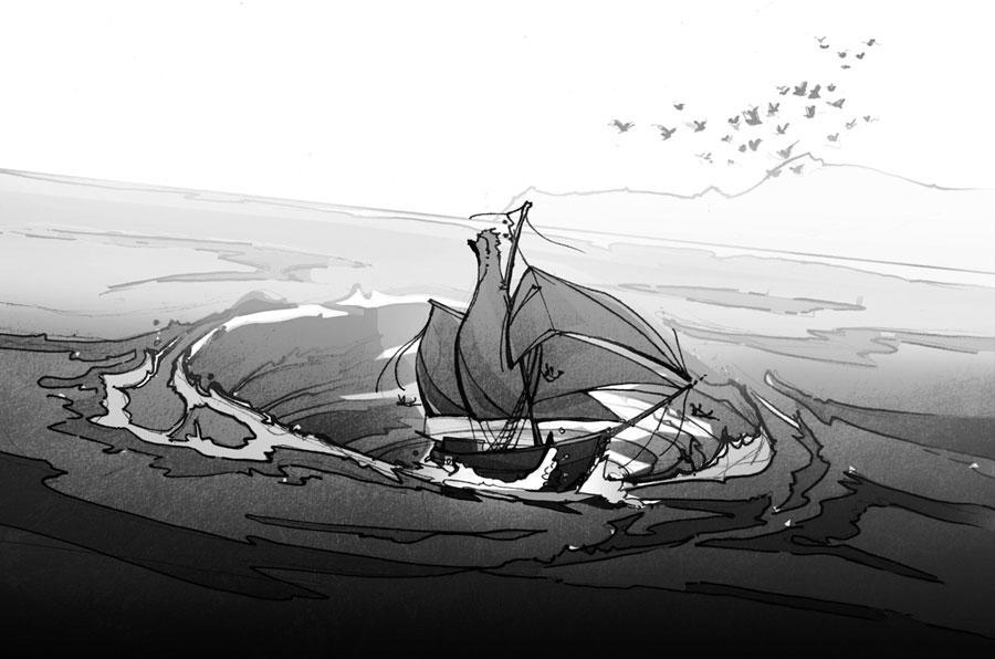 Agujero de Gusano marítimo Qíahn