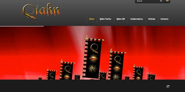 Estrenamos sitio web de Qíahn