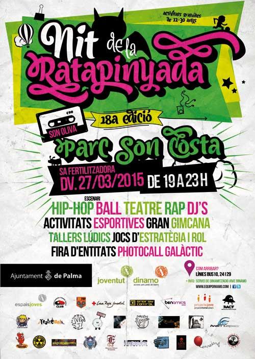 18ª Edició Nit de la Ratapinyada