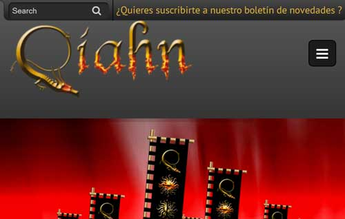Qíahn newsletter