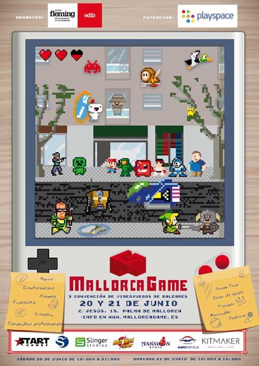 Mallorca Game 2015 - Qíahn presenta juego de mesa Qíahn Tactics I