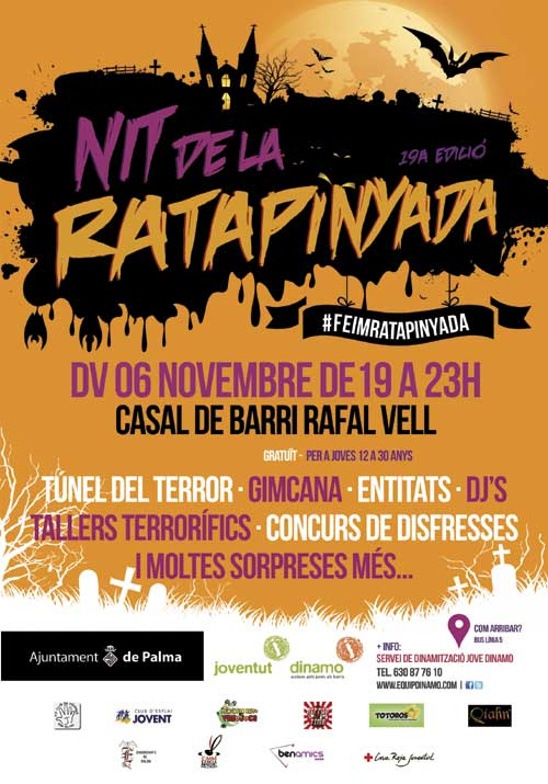19ª Edició Nit de la Ratapinyada