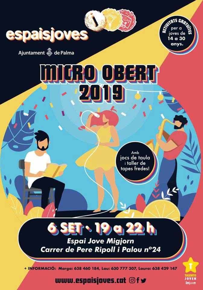 Qíahn en Micro Obert 2019